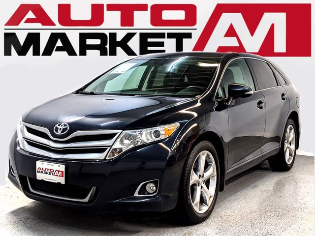 2015 Toyota Venza V6 XLE FWD