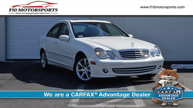 2007 Mercedes-Benz C-Class C 280 Luxury