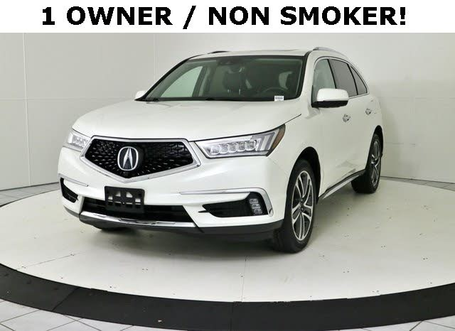 2017 Acura MDX SH-AWD with Advance and Entertainment Package