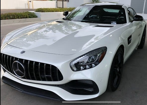 2018 Mercedes-Benz AMG GT C Coupe