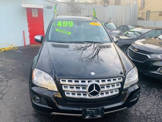 2009 Mercedes-Benz M-Class ML 350 4MATIC for Sale in New ...