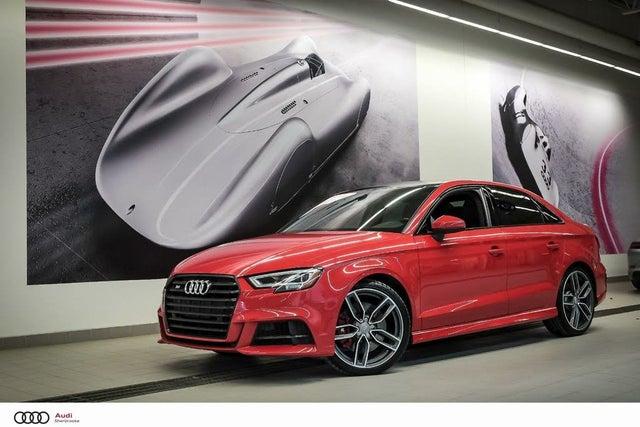 2018 Audi S3 2.0T quattro Technik AWD