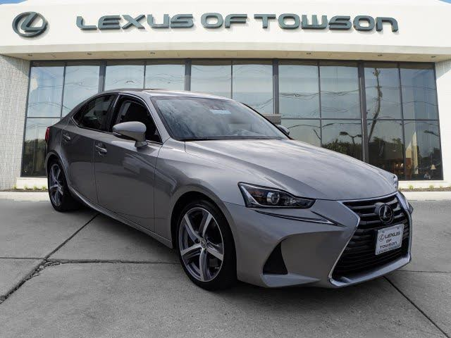 2019 Lexus IS 300 AWD