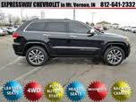 2017 Jeep Grand Cherokee Overland 4WD