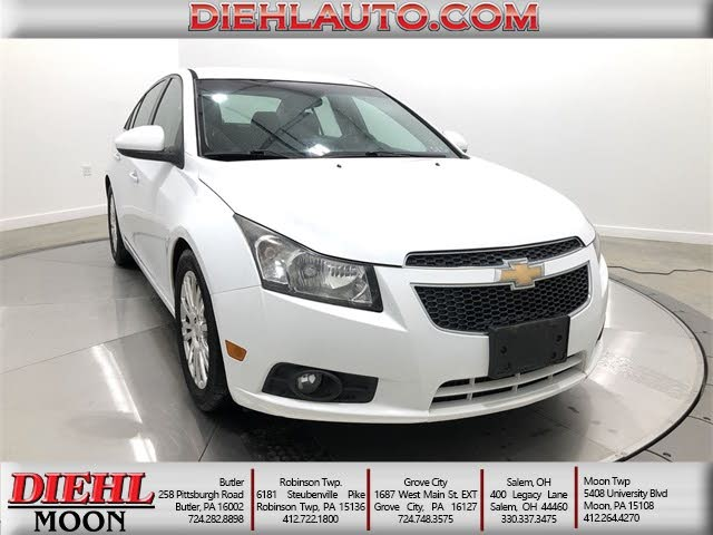 2011 Chevrolet Cruze Eco Sedan FWD