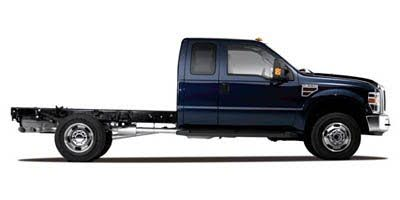 2009 Ford F-350 Super Duty Chassis XL SuperCab DRW 4WD