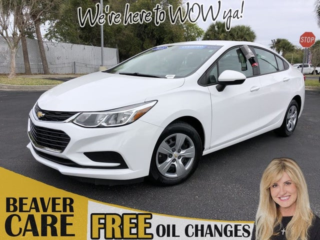 2018 Chevrolet Cruze LS Sedan FWD