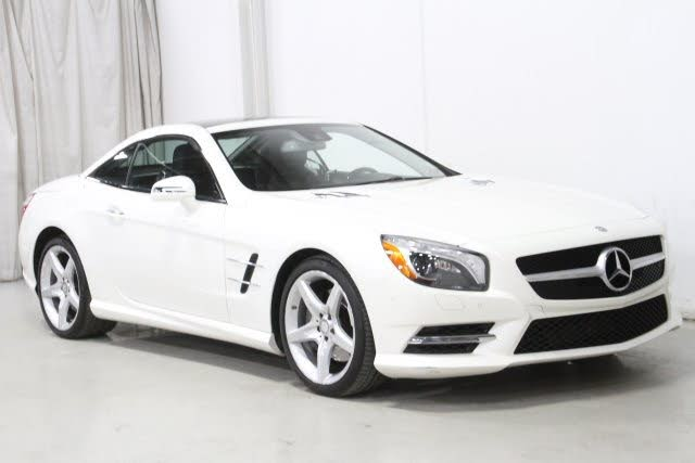 Mercedes-Benz SL-Class SL 550 for Sale in Des Moines, IA ...