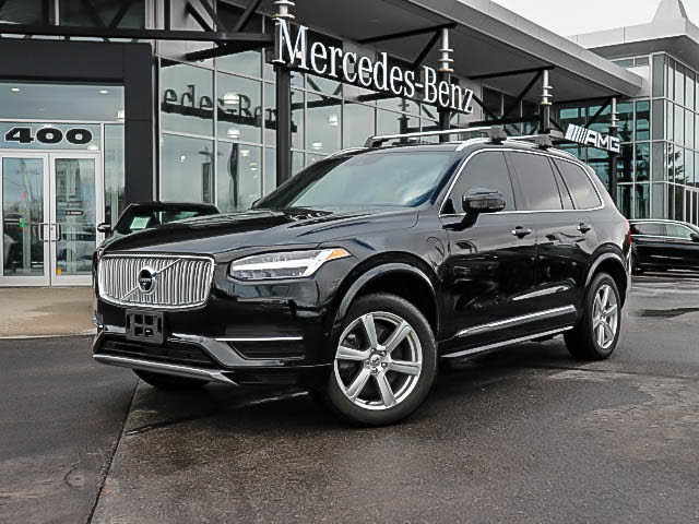 2019 Volvo XC90 Hybrid Plug-in T8 Inscription eAWD