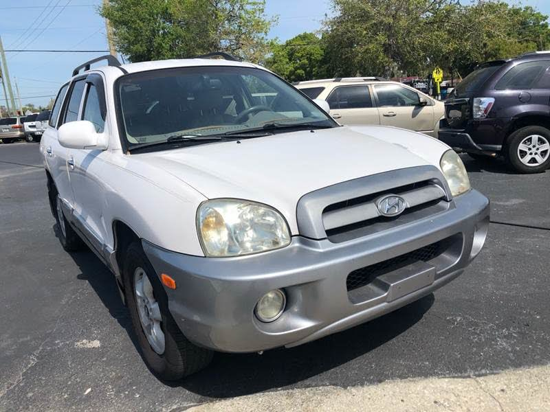Used 2005 Hyundai Santa Fe 3 5l Lx Fwd For Sale  With Photos