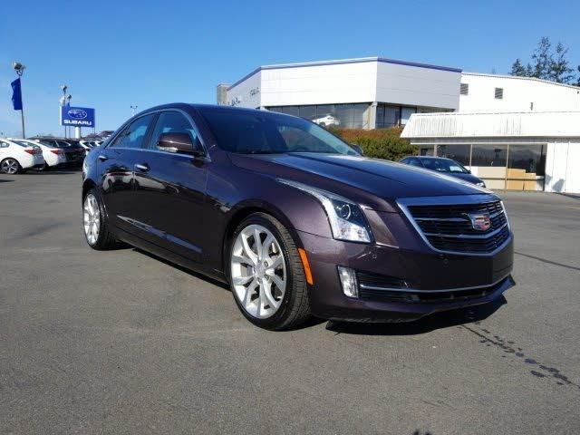2015 Cadillac ATS 3.6L Premium RWD
