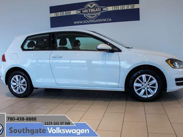 2016 Volkswagen Golf 1.8T Trendline 2-Door FWD