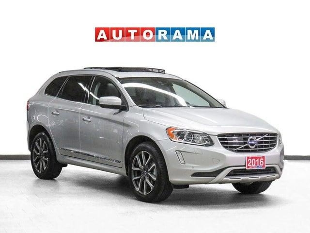 2016 Volvo XC60 T5 Special Edition AWD
