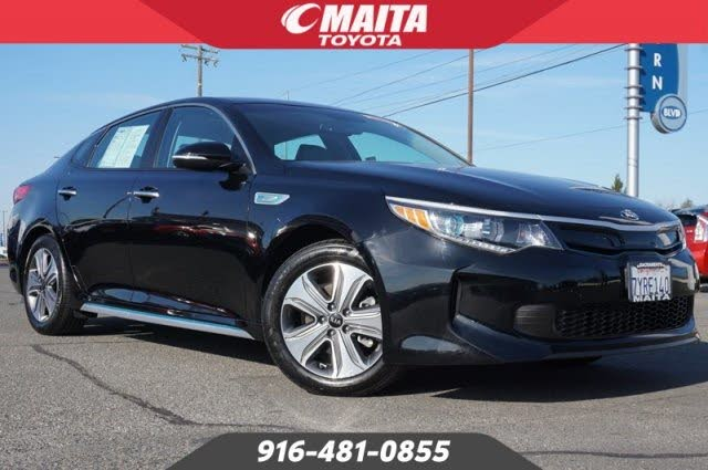 2017 Kia Optima Hybrid Plug-In  EX