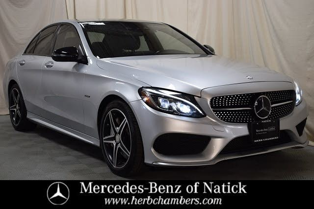2016 Mercedes-Benz C-Class C AMG 450 for Sale in Boston ...