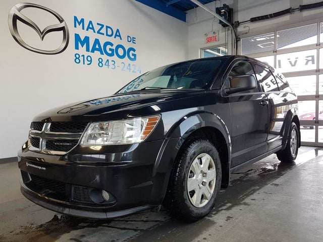 2012 Dodge Journey SE Plus FWD