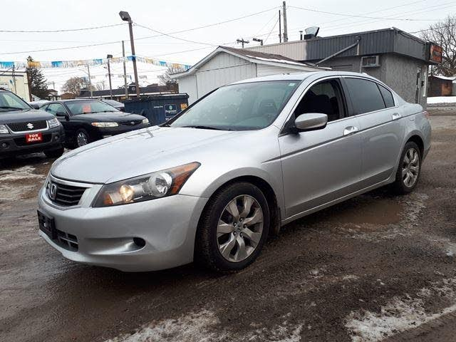 2008 Honda Accord EX V6