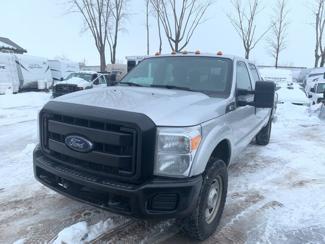 2015 Ford F-350 Super Duty XL Crew Cab LB 4WD
