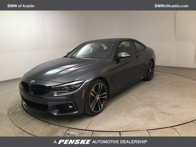 2020 BMW 4 Series 440i Coupe RWD