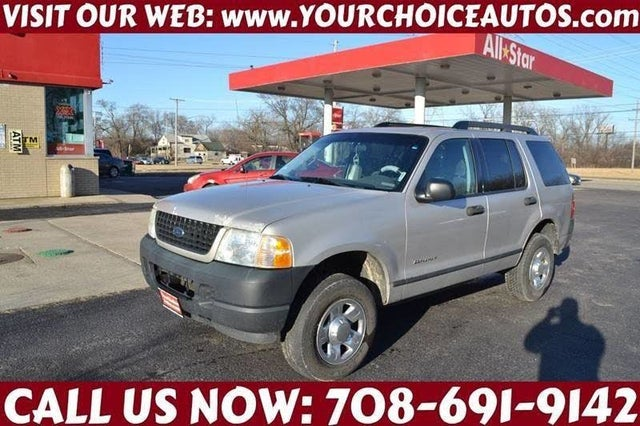 2005 Ford Explorer XLS V6