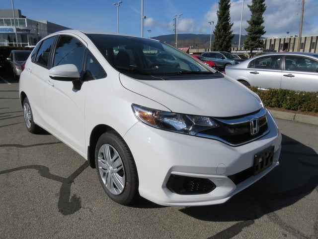 2020 Honda Fit DX FWD