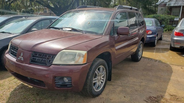 Used 2004 Mitsubishi Endeavor for Sale Right Now - CarGurus