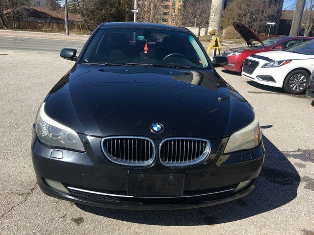 2009 BMW 5 Series 528i xDrive Sedan AWD