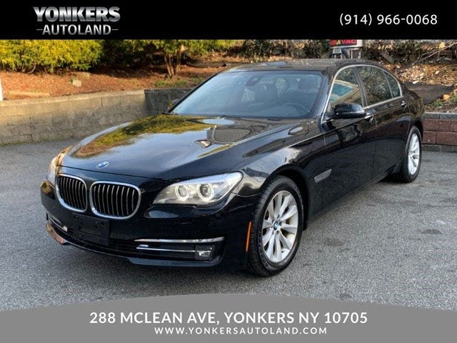 2013 BMW 7 Series 740Li xDrive AWD