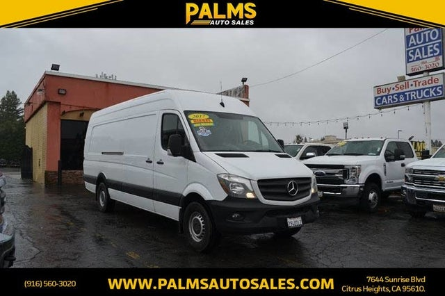 2017 Mercedes-Benz Sprinter Cargo 2500 170 V6 High Roof Worker RWD