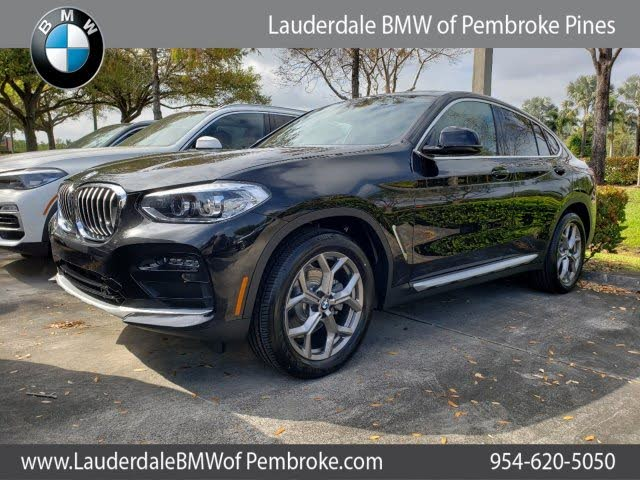 2020 BMW X4 xDrive30i AWD
