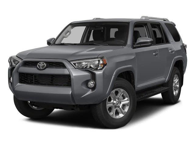 2015 Toyota 4Runner SR5 Premium 4WD