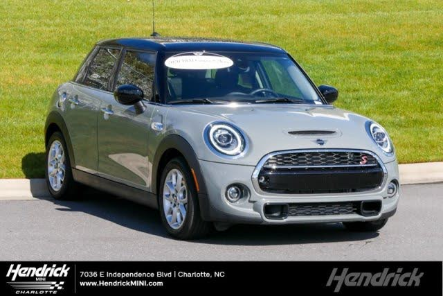2020 MINI Cooper S 4-Door Hatchback FWD