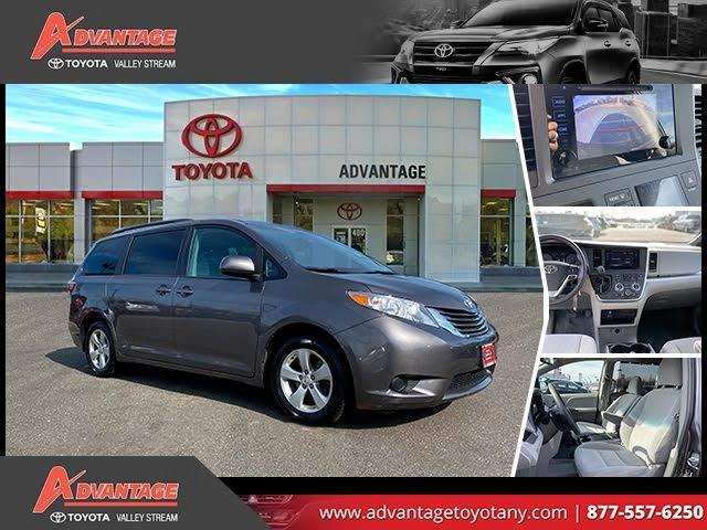 2017 Toyota Sienna LE 8-Passenger FWD