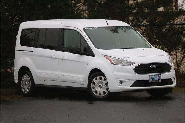 2019 Ford Transit Connect Wagon XLT LWB FWD with Rear Cargo Doors