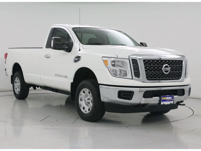 2018 Nissan Titan XD SV Single Cab 4WD