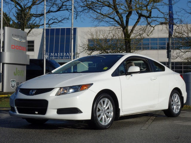 2012 Honda Civic Coupe EX