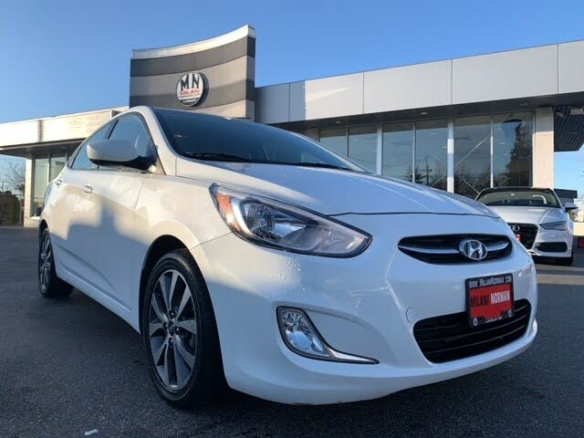2017 Hyundai Accent GLS Sedan FWD