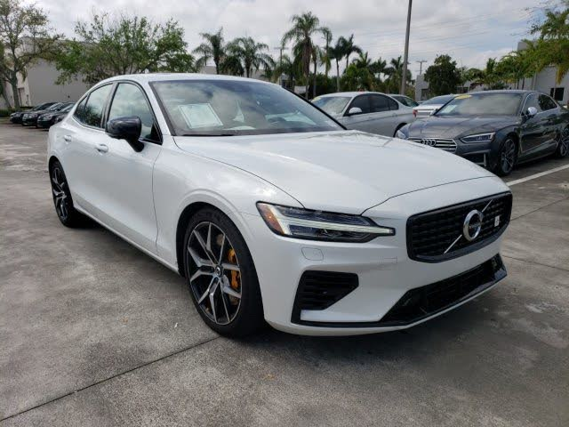 2020 Volvo S60 Hybrid Plug-in T8 Polestar Engineered eAWD