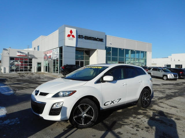 2012 Mazda CX-7 s Touring AWD