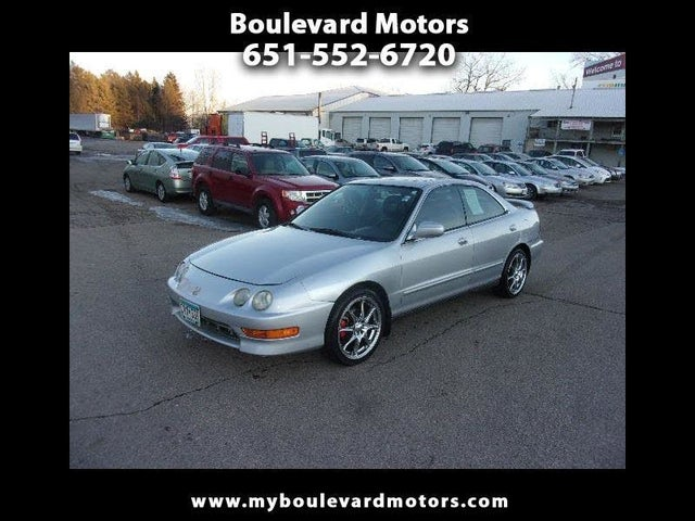 2001 Acura Integra LS Sedan FWD