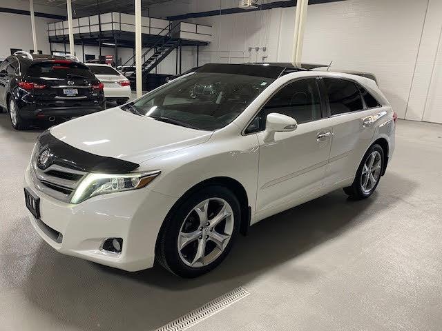 2014 Toyota Venza Limited V6 AWD