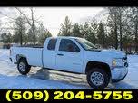 2013 Chevrolet Silverado 3500HD Work Truck Extended Cab LB DRW 4WD