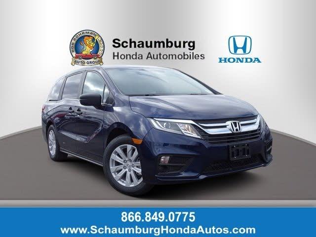 2020 Honda Odyssey LX FWD