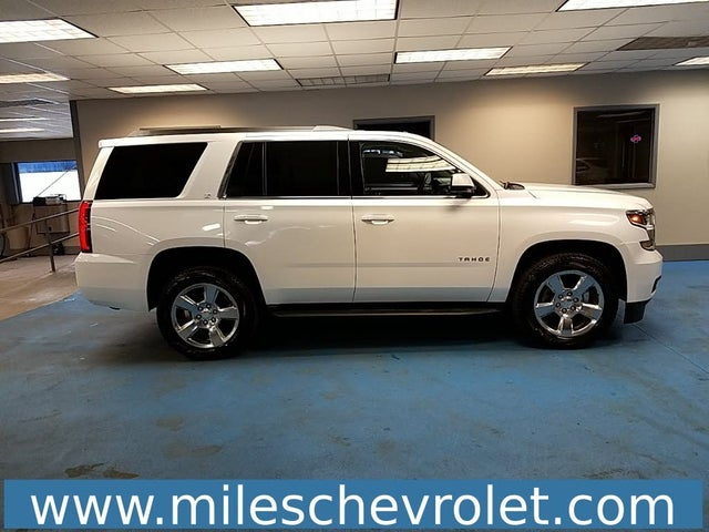 Friendly Chevrolet Springfield Il >> Used Chevrolet Tahoe for Sale in Springfield, IL - CarGurus