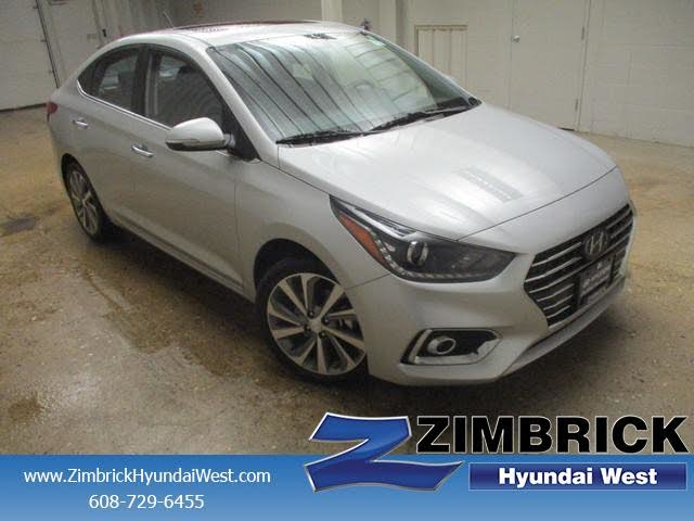 2019 Hyundai Accent Limited Sedan FWD