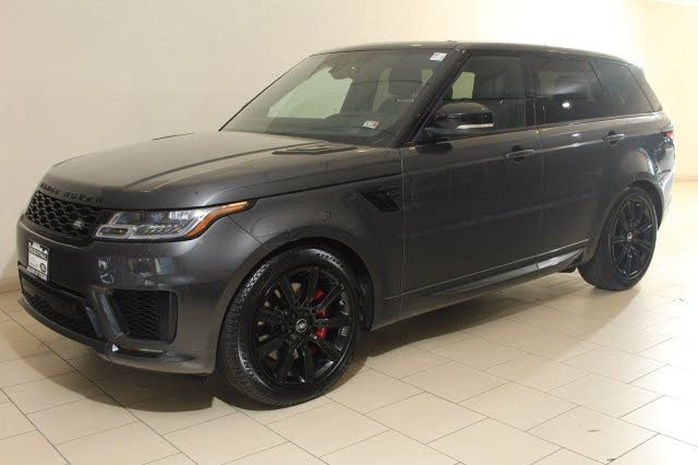 2019 Land Rover Range Rover Sport V8 Supercharged Dynamic 4WD