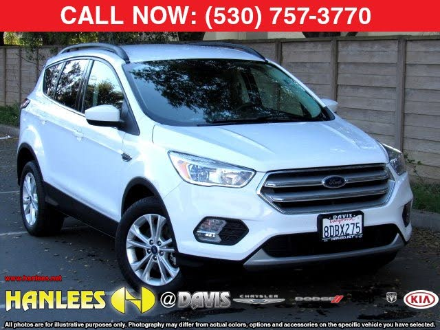 2018 Ford Escape SE AWD