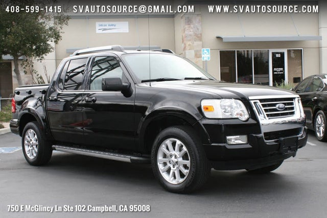 2009 Ford Explorer Sport Trac Limited AWD