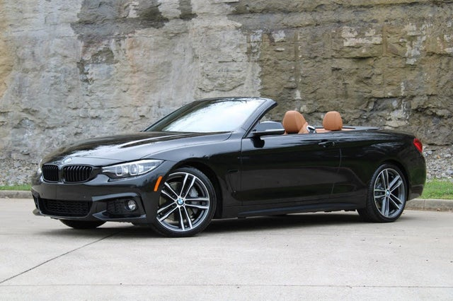Used BMW 4 Series 440i Convertible RWD for Sale (with ...