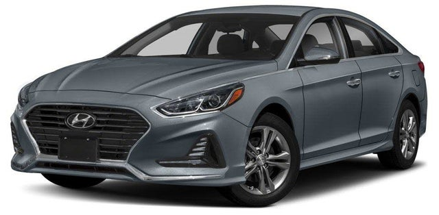 2019 Hyundai Sonata Preferred FWD